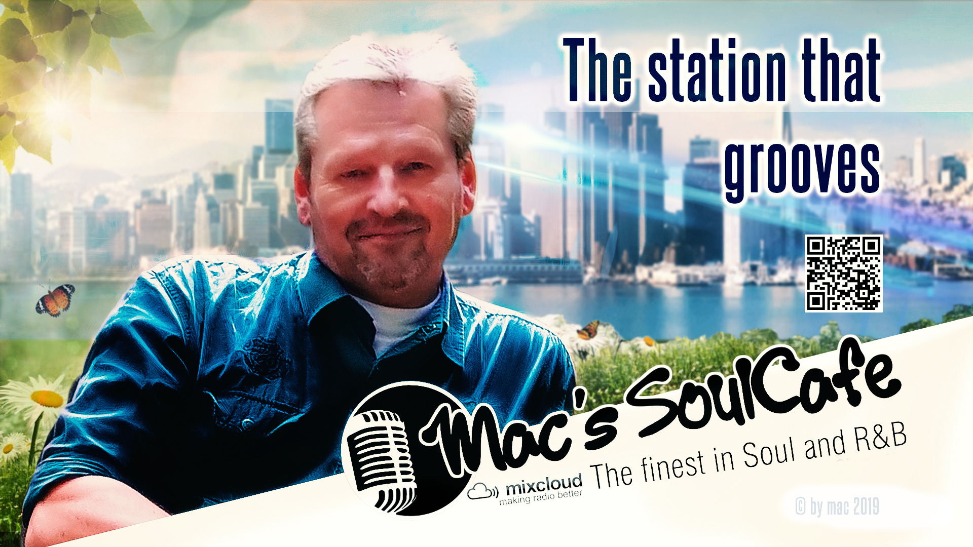 Mac's SoulCafe, the station-that grooves